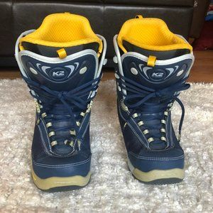 K2 Eclipse Surefit Snowboard Boots Mens
